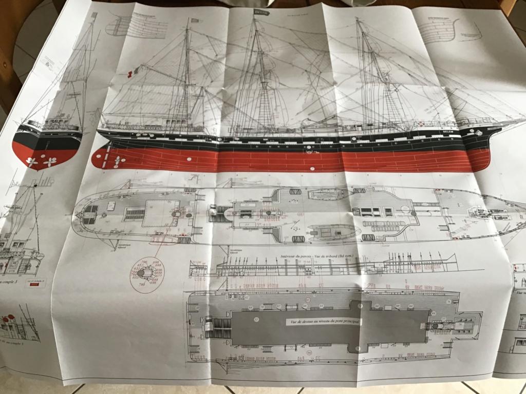 3-mâts barque Belem (Soclaine 1/75°) de Dvs95 1a5a2010