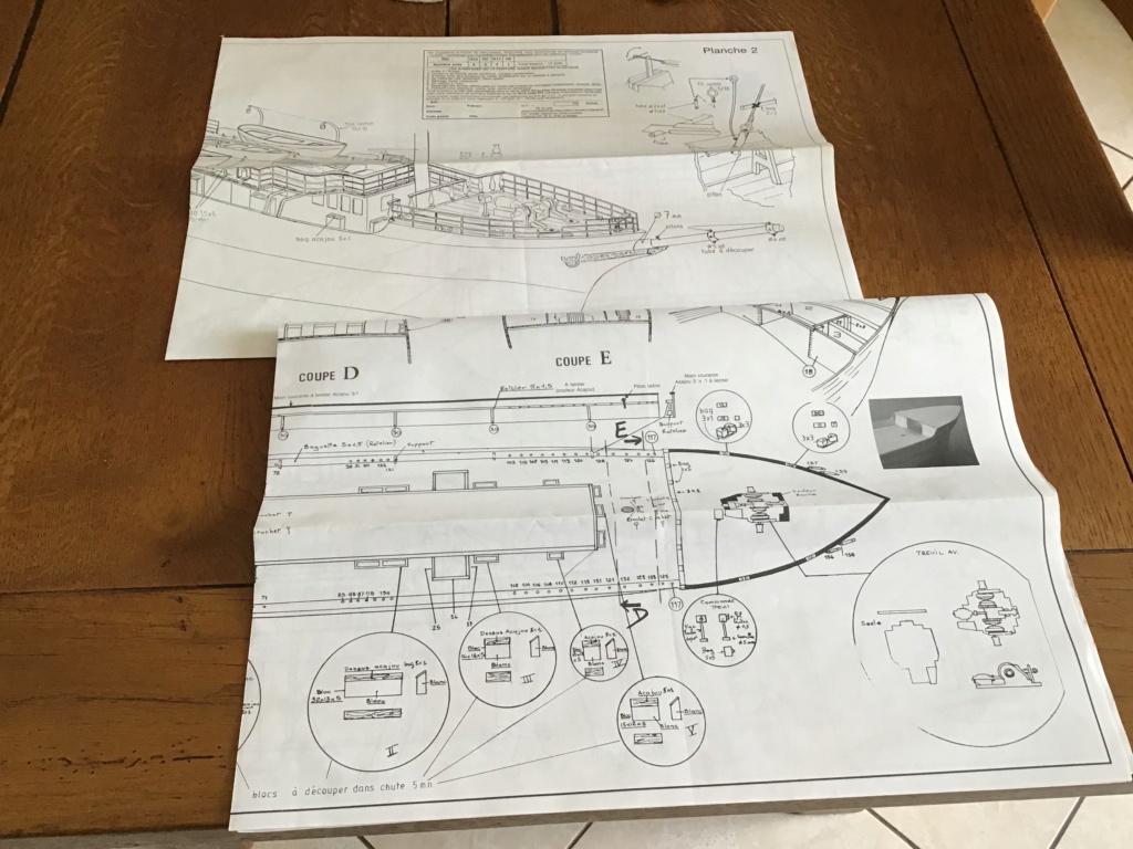 3-mâts barque Belem (Soclaine 1/75°) de Dvs95 5d80cc10