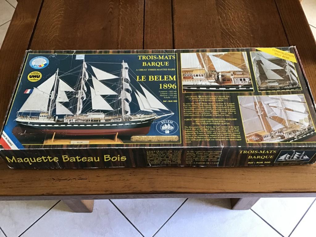 3-mâts barque Belem (Soclaine 1/75°) de Dvs95 63837510
