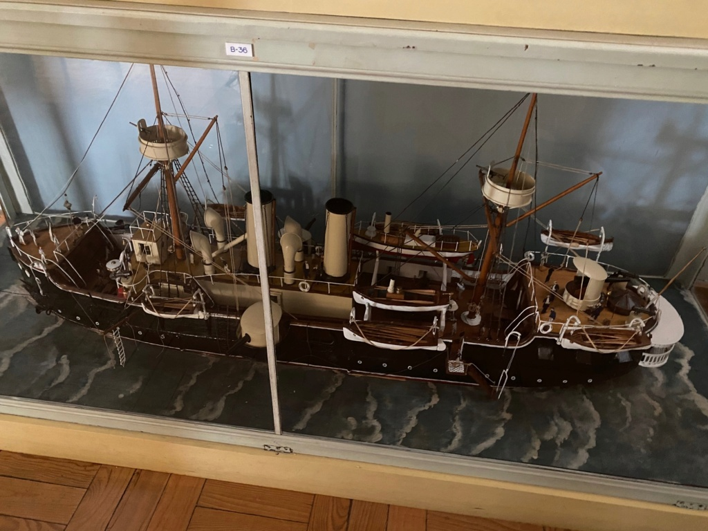 Visite du musée maritime à Faro (Portugal) 6c269c10