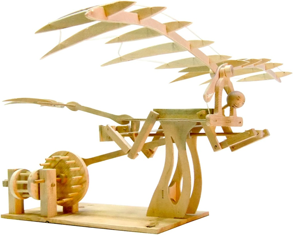 Les machines de Léonard de Vinci 7cf2cd10
