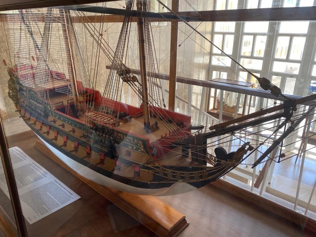 Visite du musée maritime à Faro (Portugal) 9958a310