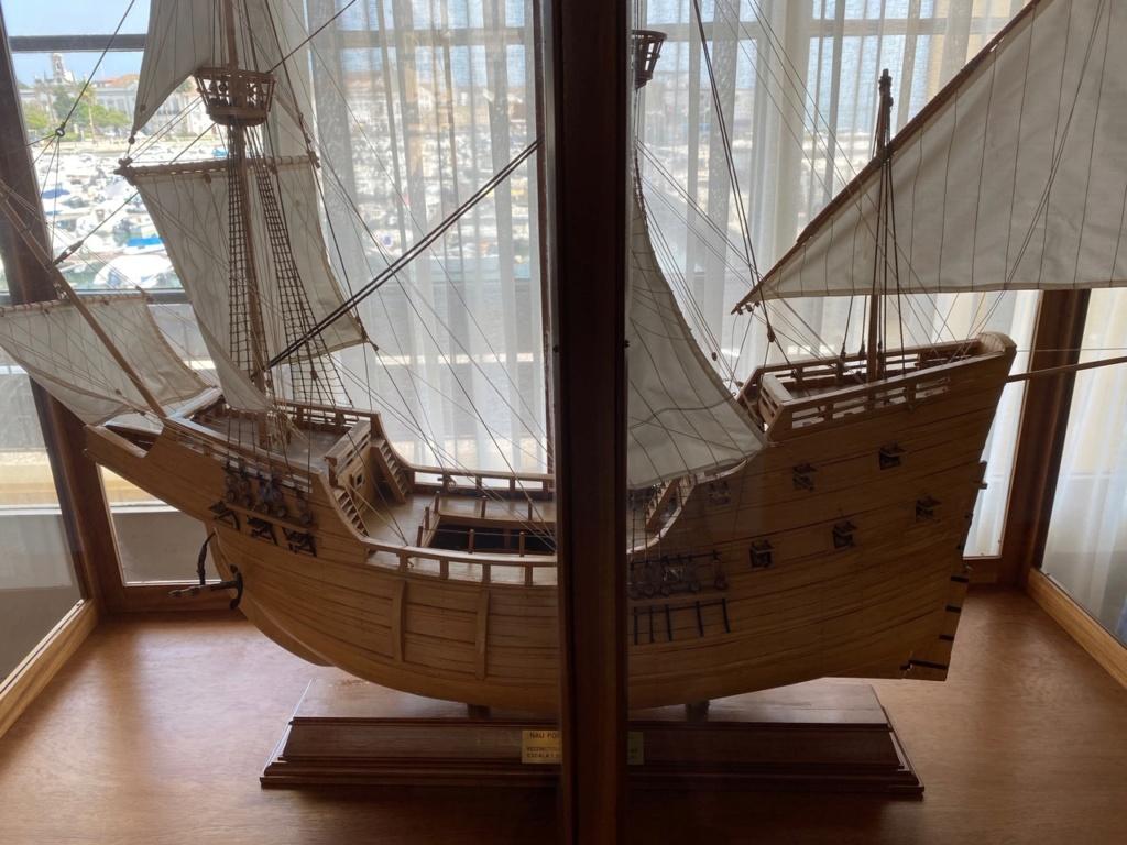 Visite du musée maritime à Faro (Portugal) E125cb10