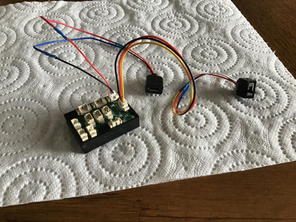 Montage et installation d'un «kit sons et lumières» (MTM) sur mon New Jersey E8b1e610
