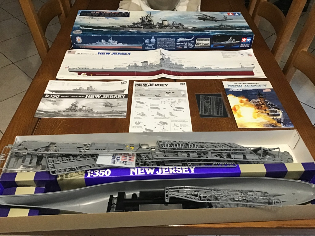 USS New Jersey BB-62 (Tamiya 1/350°) par Dvs95 E8e3e510