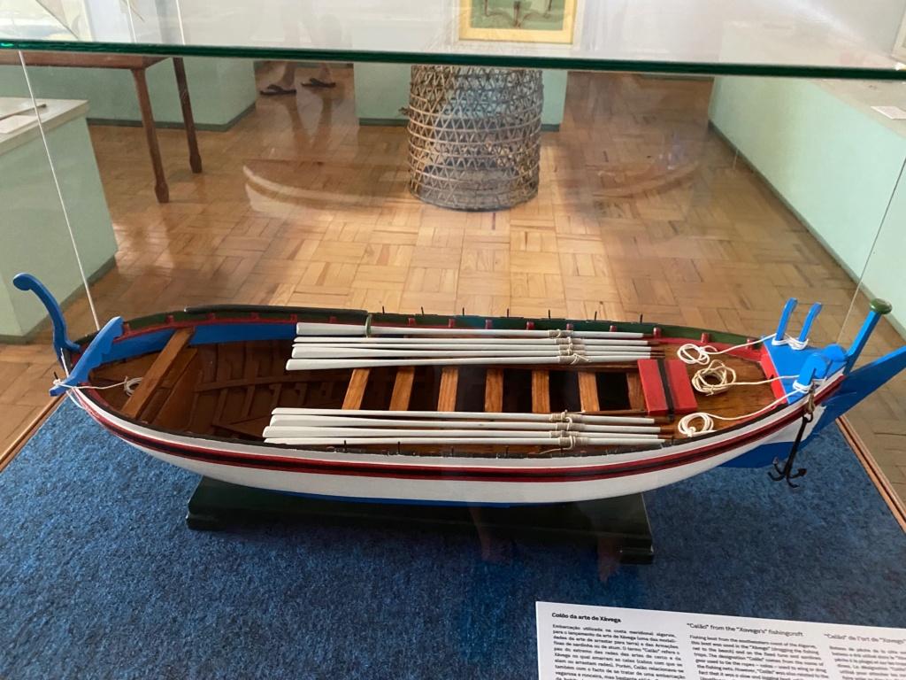 Visite du musée maritime à Faro (Portugal) Eab65e10