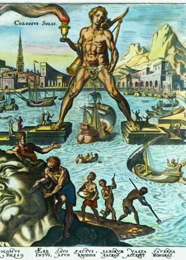 Mythes et mythologies de comptoir. - Page 3 Coloss10