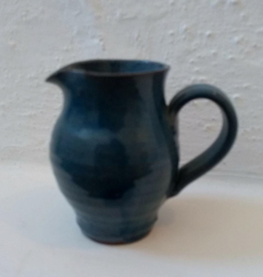 very small dark grey blue jug, possibly AJ or VJ mark Img_2016