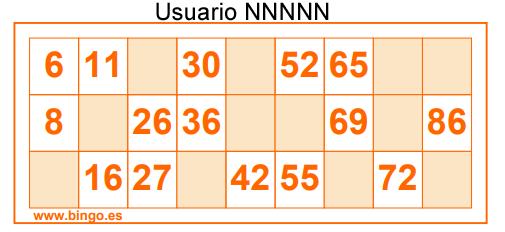 ¿Jugamos Bingo - Lotería de cartones?? Cartzn10
