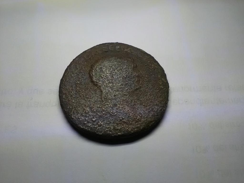Sestercio de Trajano 16140211