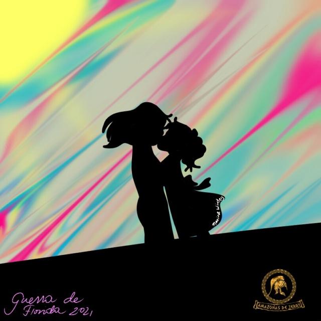 Amazonas de Terry —Fanart —El Color del Amor 16194610