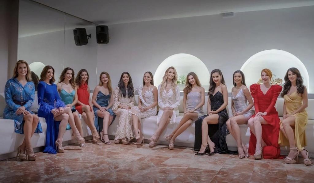 candidatas a miss universe spain 2021. final: 16 oct. - Página 2 96f0fc10