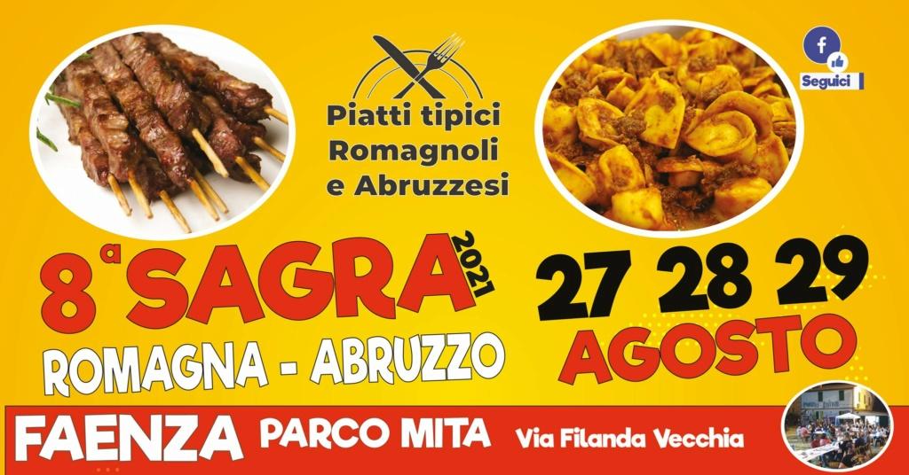 8° sagra della Romagna e dell'Abruzzo 2021 Imagin10