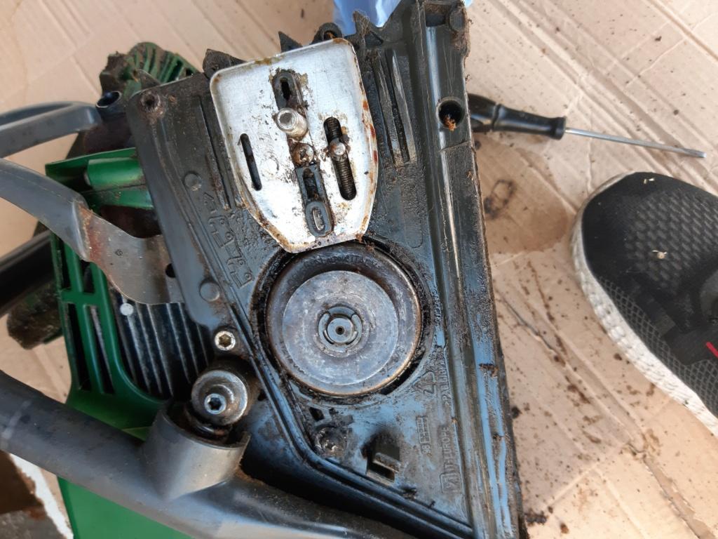 Pulizia pompa olio 16316110