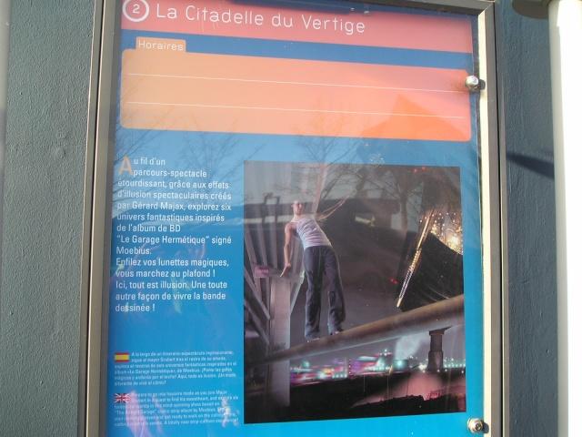 La Citadelle du Vertige (Pavillon 360°) - (2008-2010) - Page 6 P2073016