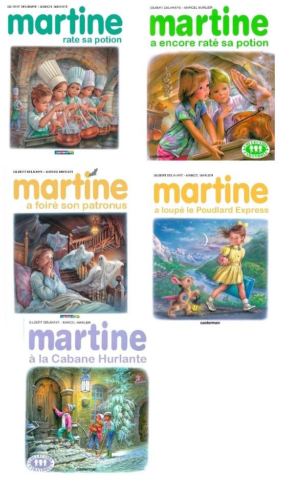 la série Martine de Gilbert Delahaye et Marcel Marlier Martin10