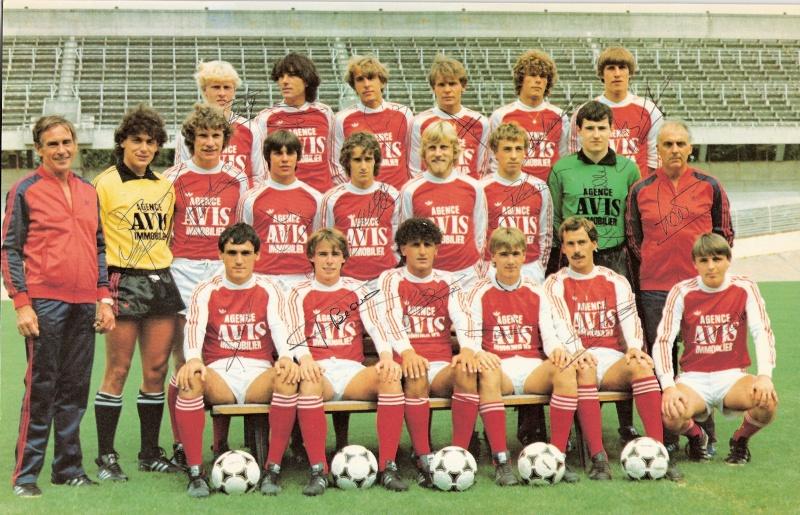 Le Stade dans les 70's 198110