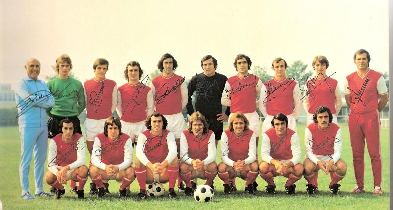 Le Stade dans les 70's Numeri11
