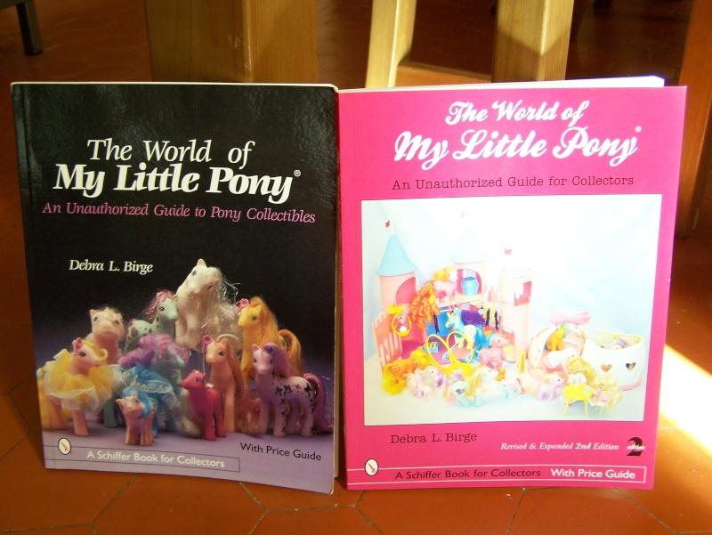 Livre collector sur les poneys 100_4612