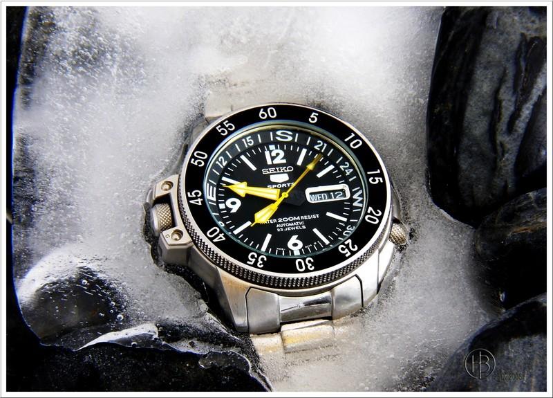Seiko SNN083P1  Desert Storm Band Watch Seiko-10