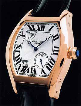 Cartier Tortue 2710