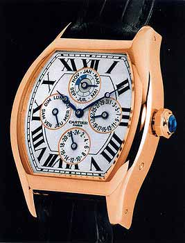 Cartier Tortue 2810