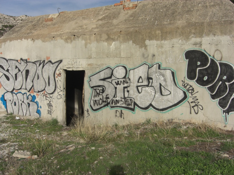 HKB 2./1291, Batterie du Rove ( chemin de fer du Rove ) (13) Cimg0337