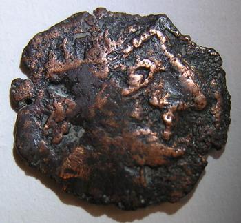 Semis republicano romano (de imitación ibérica) Ibera710