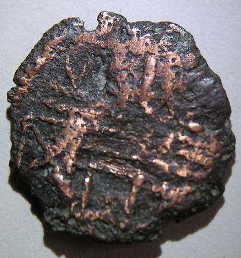 Semis republicano romano (de imitación ibérica) Ibera711