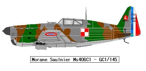 Morane Saulnier Ms406/410 0_ms4010