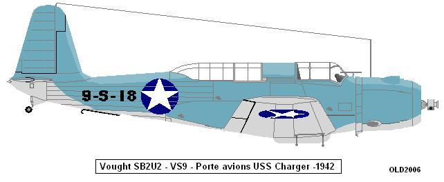 Vought V156 aéronavale 9s1810