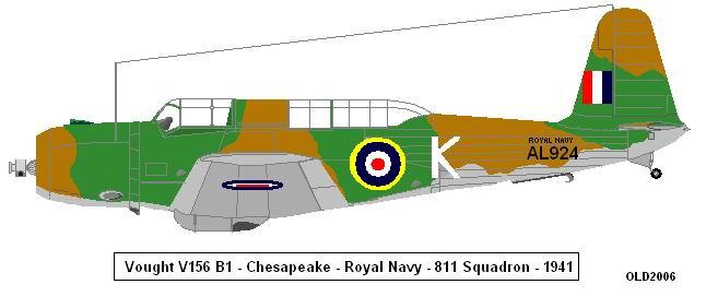 Vought V156 aéronavale Al924-10