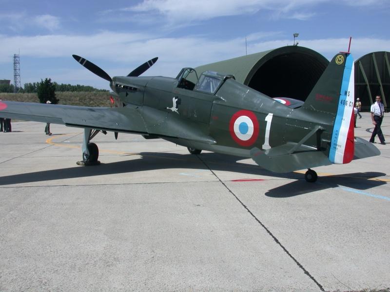 Morane Saulnier Ms406/410 Dscn8410