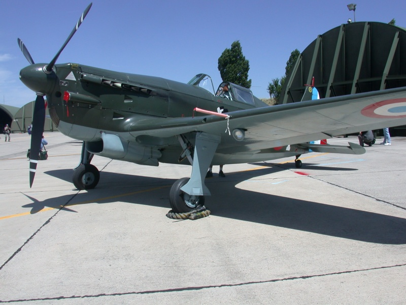 Morane Saulnier Ms406/410 Dscn8411
