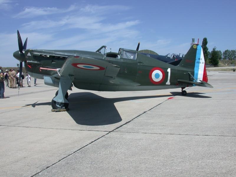 Morane Saulnier Ms406/410 Dscn8412