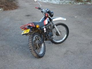 DTMX 125 cc Membres / Mod. 1979 Dtmx8810