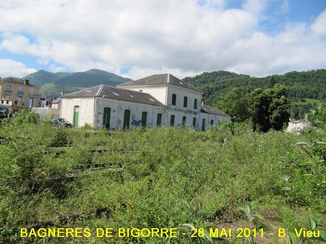 [Bois Modelisme] BV Bagnères-de-Bigorre, 50 cm de longueur, Qui dit mieux ?! Bagnar10
