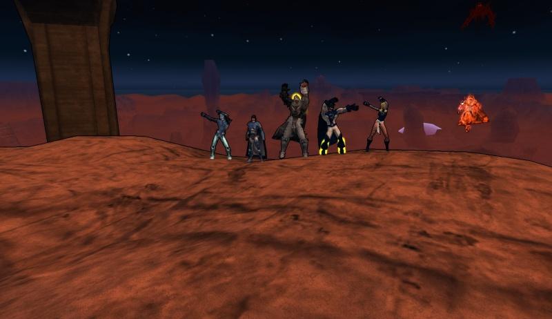 Chapitre 27 : Méta-Terra Screen41