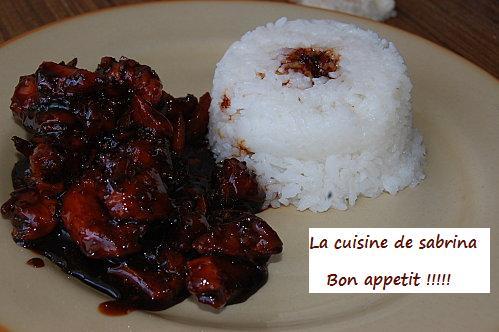 """"""" poulet caramélisé au miel """" Dsc_6817"""