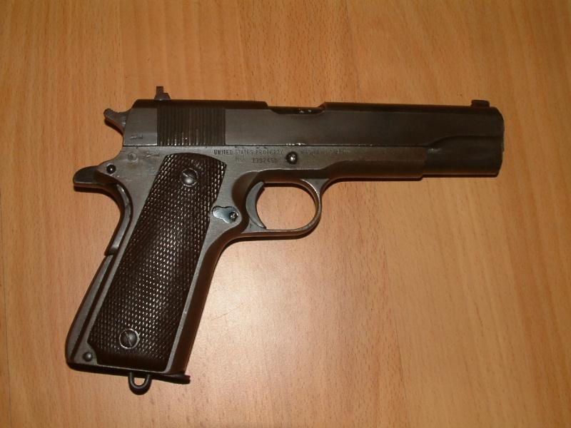 Colt .45 , modèle 1911 et 1911A1 Dscf1114
