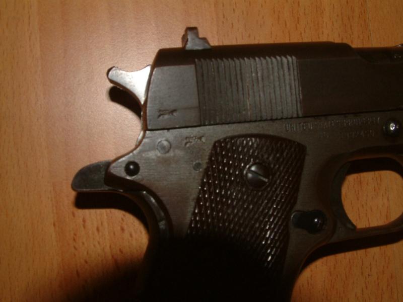 Colt .45 , modèle 1911 et 1911A1 Dscf1116