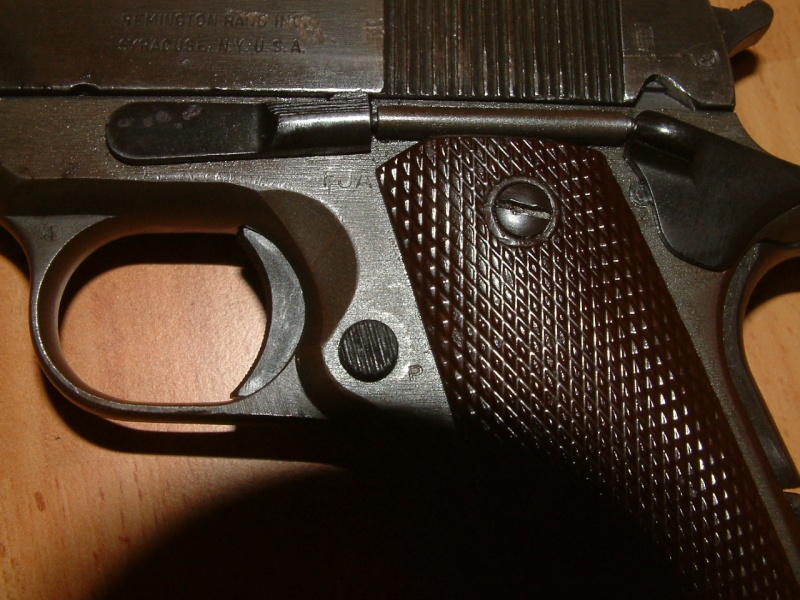 how to clean a colt 1911a1