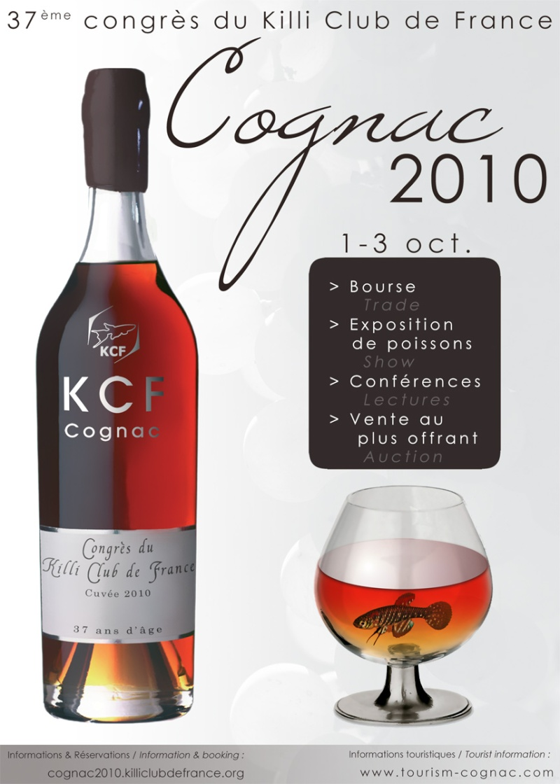 Congrès KCF 2010 ( killi club France ) 1er au 3 octobre Cognac (dept 16) Cid_8910