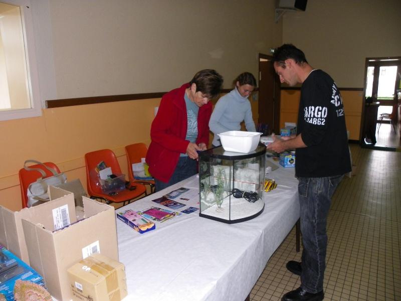 bourse aquariophile : St Hilaire de Villefranche le 17 octobre 2010 Imgp2425