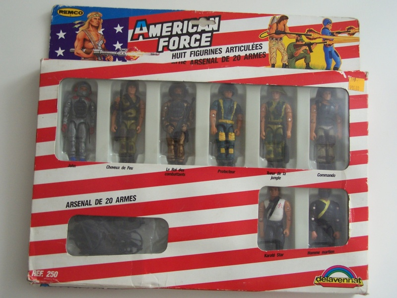 American Force (US forces) Remco/Delavennat 100_6010