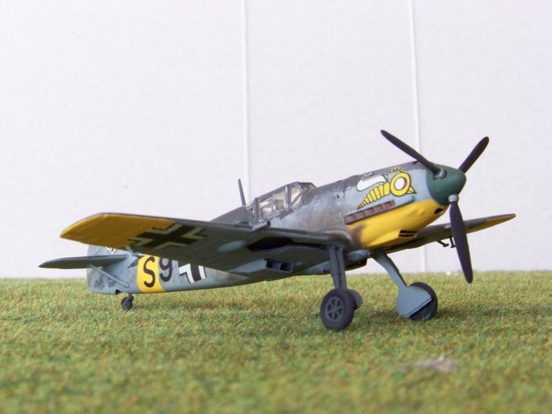 Messerschmitt Bf 109 E-7 Bf_10917