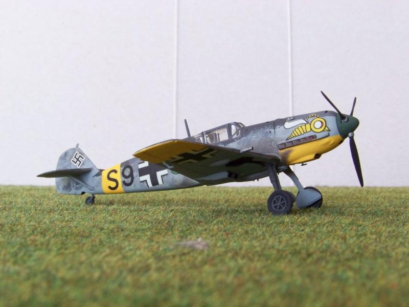 Messerschmitt Bf 109 E-7 Bf_10918