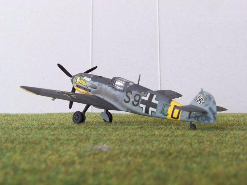 Messerschmitt Bf 109 E-7 Bf_10919