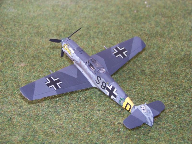 Messerschmitt Bf 109 E-7 Bf_10924