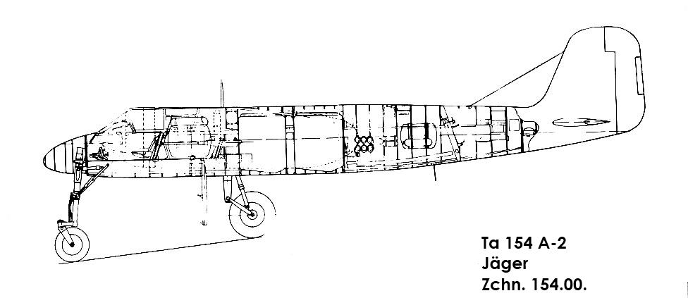 Revell-Monogram Focke-Wulf TA154A-0 Moskito - Page 2 Img_0235